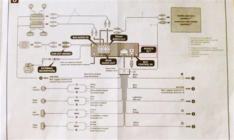 sony mex n5100bt wiring harness wiring diagram manual