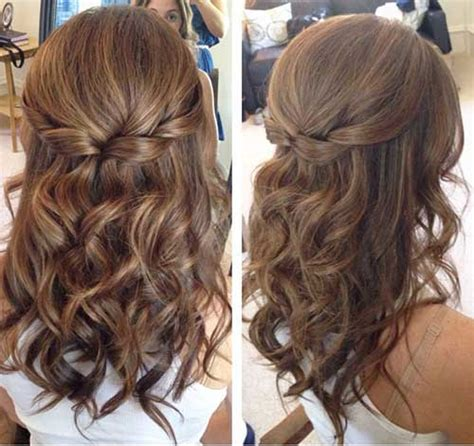 Wedding Guest Hairstyles For Thin Hair by 50 Best Hairstyles For Hair Hairstyles Haircuts