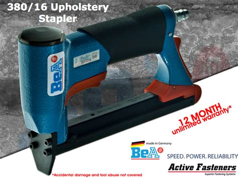 Upholstery Staplers Bea 80 16 Upholstery Stapler 187 Active Fasteners Superior