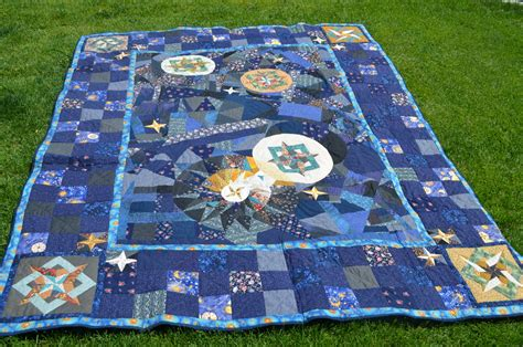 Wars Quilt Fabric by The Mcbride Never Ending Quilting Bee Wars