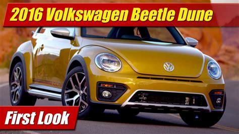 volkswagen buggy 2016 first look 2016 volkswagen beetle dune testdriven tv