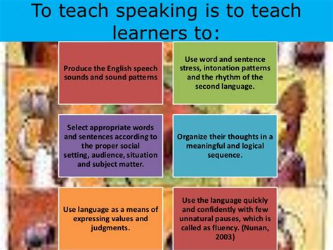 themes for teaching english to adults activities in teaching speaking