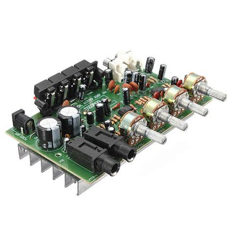 Pcb 60w Power 60w 12v hi fi digital stereo audio lifier volume