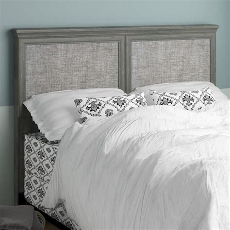 queen oak headboard fabric upholstered full queen headboard in rodeo oak