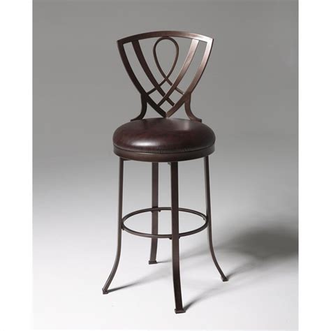 Copper Counter Stool by Fashion Bed Lincoln 26 Quot Counter Stool In Copper Finish