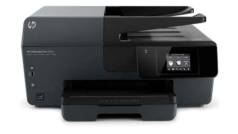 hp officejet pro 6830 e all in one printer review rating
