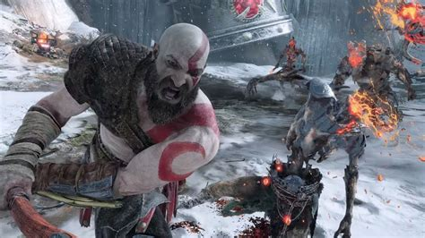imagenes que se mueven de god of war god of war is shaping up to be quot one of the cleanest quot 4k