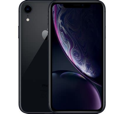apple iphone xr 64 gb zwart coolblue voor 23 59u morgen in huis