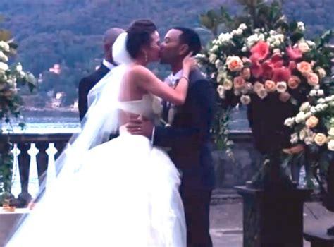 Wedding Song Legend by Legend Chrissy Teigen From Weddings In