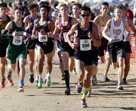 cif southern section cross country malibu s claudia lane leads big day for locals at cif ss