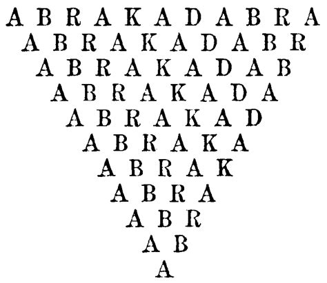 lyrics abra abra abra cadabra abracadabra lyrics meaning