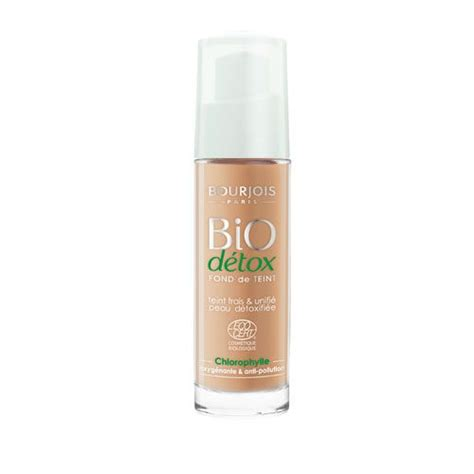 Bio Detox Organic Foundation bourjois bio detox organic foundation reviews photos
