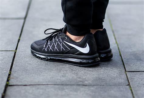 Nike Airmax 2015 Black nike air max 2015 black white ofpeopleandplants co uk