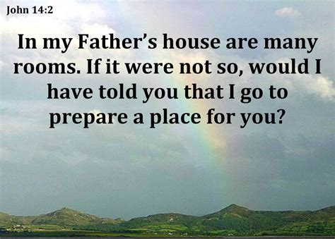 The Place Bible Verse Bible Verses About Heaven 15 Scripture Quotes