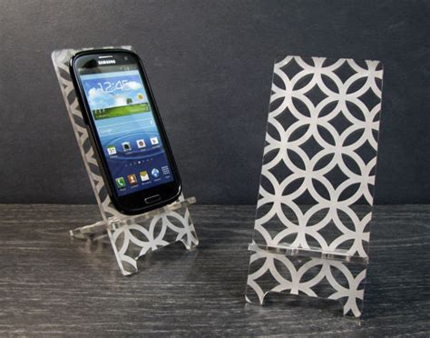Smart Home Tech we stand for pretty phone stands cool mom tech