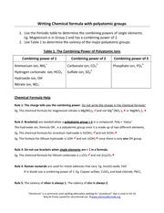 chemical formula writing worksheet chemical formula writing worksheet determine the chemical