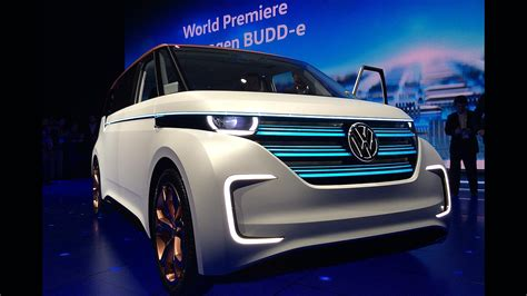 volkswagen 2019 electric volkswagen budd e the electric microbus for 2019