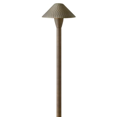 Hardy Island Lighting Hinkley Lighting Low Voltage 2 3 Watt Matte Bronze Hardy Island Path Light 16007mz Led The