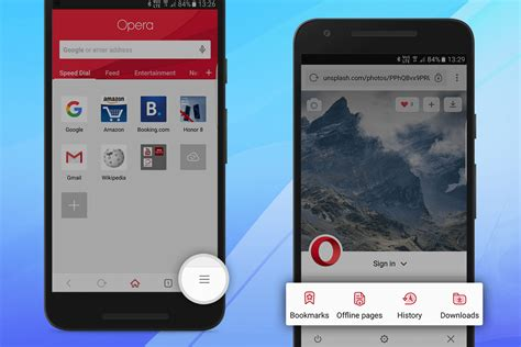 opera mobili updated 5 q as on opera for android opera mobile