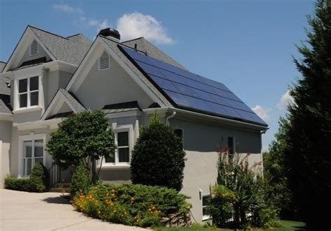 are solar panels going to make my house energis