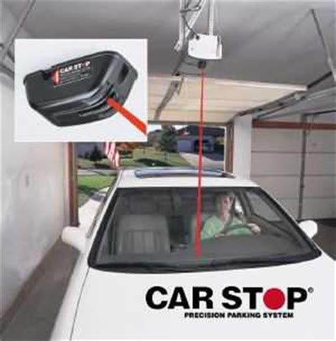 Garage Car Stopper by X Carstoplazer