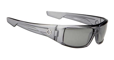 Kypers Caipirinha Clear Grey Silver Mirror logan sunglasses clear smoke grey silver mirror sunglass garage free shipping