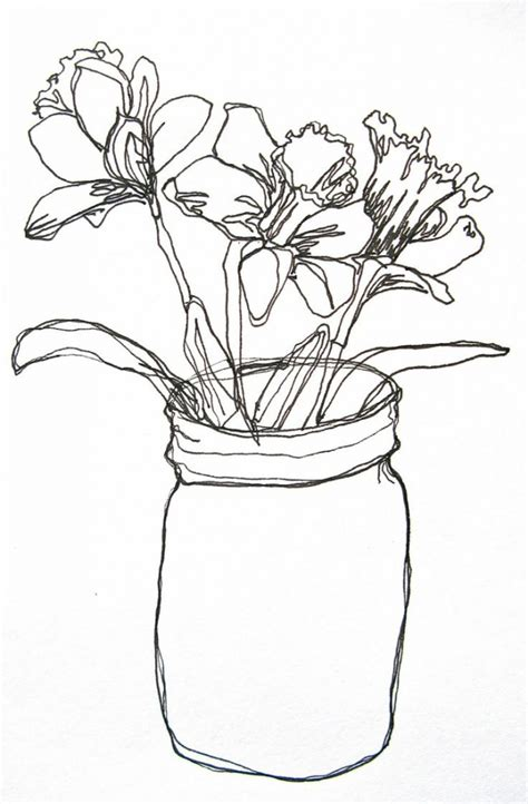 Drawing N Sketches by Flower Drawings Drawing Sketch Library