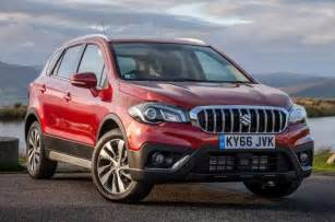Suzuki X Cross Price 2017 Suzuki S Cross Facelift Revealed Autocar