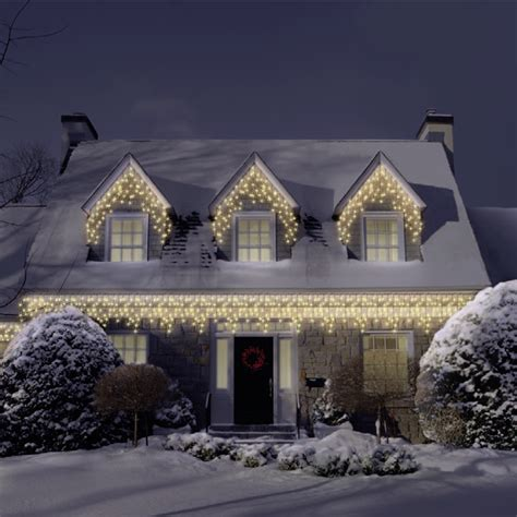 icicle outdoor lights led icicle lights outdoor popular and wonderful led