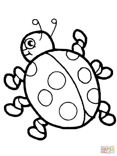 cute ladybug coloring online super coloring