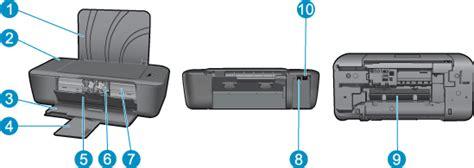 Printer Second Hp Deskjet 1000 hp deskjet 1000 printers description of the external