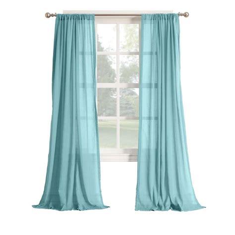 gauze curtain panels lichtenberg no 918 millennial henderson aqua cotton gauze