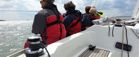 On Our Radar Lucky Rewards Weekend Bonanza by Sailing Weekend On The Solent Kirsten Sailing