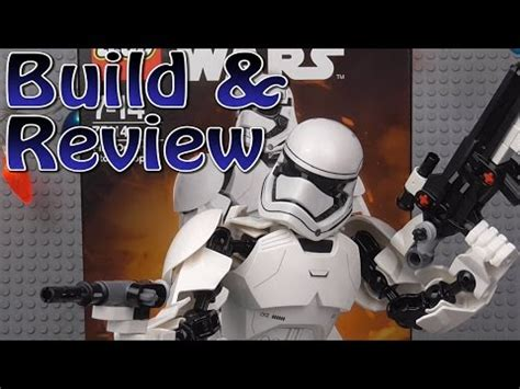 Diskon Lego 75114 Wars Order Stormtrooper Buildable Figures lego wars order stormtrooper buildable figure 75114 build review