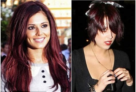 how will black cherry hair dye come out witj red hair black cherry hair color hair style ideas pinterest