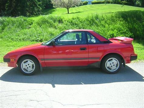 1985 Toyota Mr2 1985 Toyota Mr2 Information And Photos Momentcar