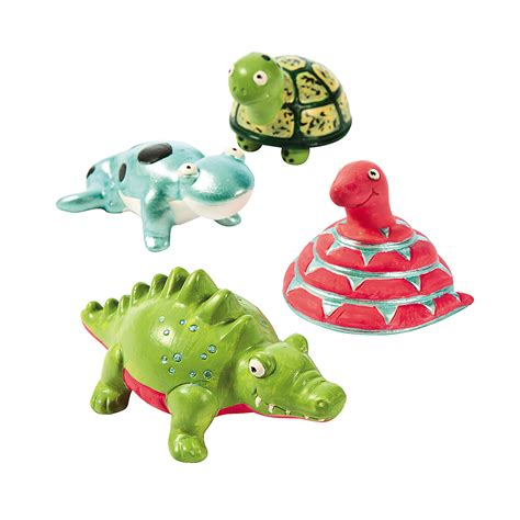 reptile crafts for diy ceramic reptile figures diy crafts crafts for