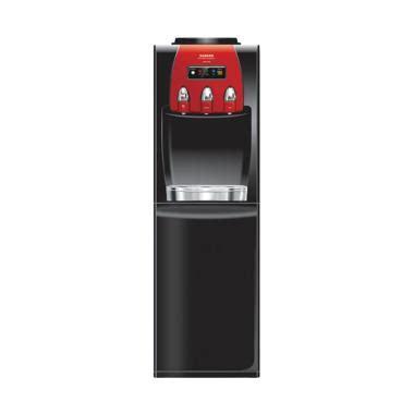 Dispenser Sanken Duo Gallon jual tradein sanken hwd z88 dispenser black duo gallon harga kualitas