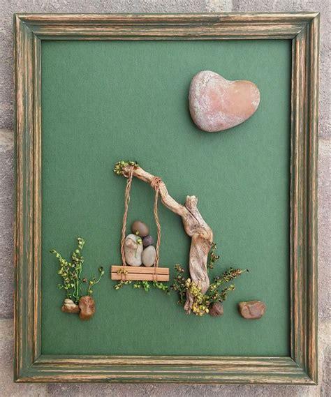 swing by swing pebble pebble art rock art family art family rock art family