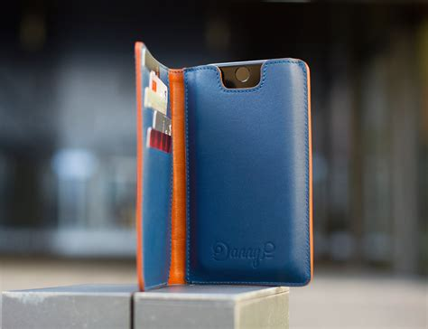 leather iphone 6 6s wallet by danny p 187 gadget flow