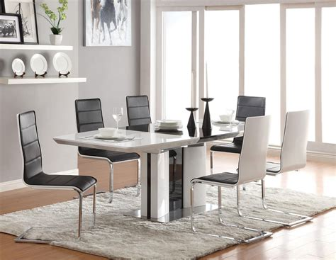 kitchen table contemporary contemporary kitchen tables and chairs white kitchen