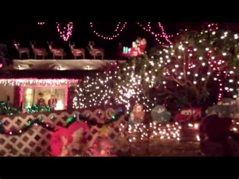 christmas lights in norwalk ct youtube