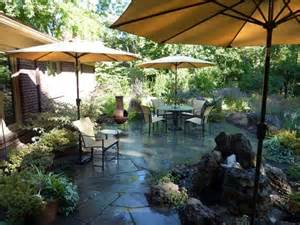 Backyard Patios Pictures by Beautiful Backyard Patio Ehrmentraut Landscape Concepts