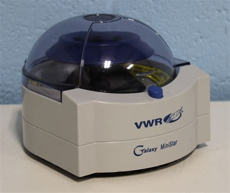 refurbished vwr scientific galaxy ministar microcentrifuge