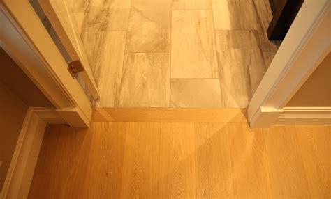 hardwood flooring transition to tile vancouver   Carpet