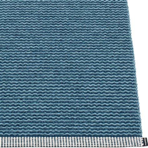 pappelina rugs pappelina mono large rug blue hus hem