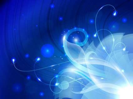 wallpaper biru vektor grafis vektor abstrak latar belakang biru bunga vektor