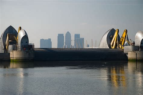 thames barrier closed images thames barrier closed annual test of the thames barrier