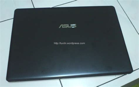 Laptop Asus Yang Tipis review asus x401u wx107 laptop tipis dan ringan bertenaga amd apu tuxlin