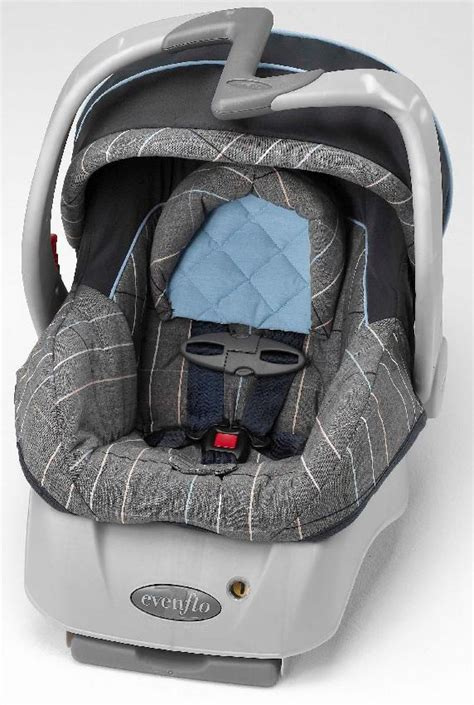 evenflo toddler car seat recall fall hazard prompts nhtsa cpsc and evenflo to announce